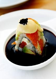 Heart healthy sushi recommended by ACLS and PALS certification provider